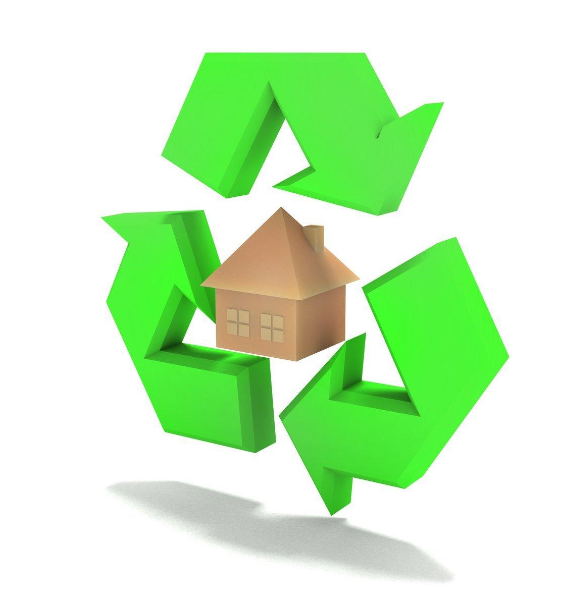Klimatanpassa hus och leverne